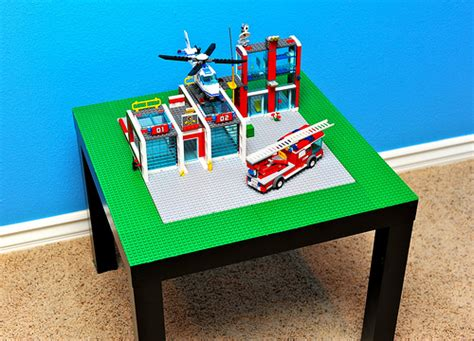 Build A Lego Table by Make Your Own Lego Table Neatorama