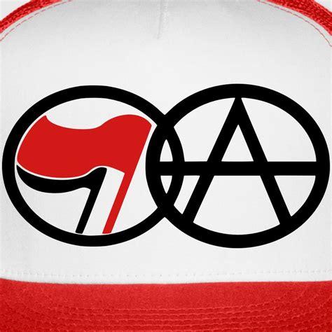 Antifa Sticker Whatsapp by Anarchismus Enough Is Enough