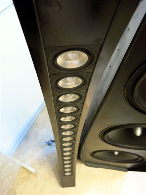 line array speakers diy 17 best images about speakers on horns phased