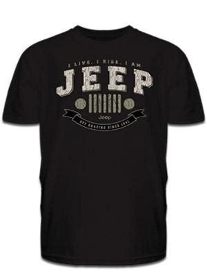 Jeep Attire Jeep T Shirts Wide Variety Of Jeep Shirts For And