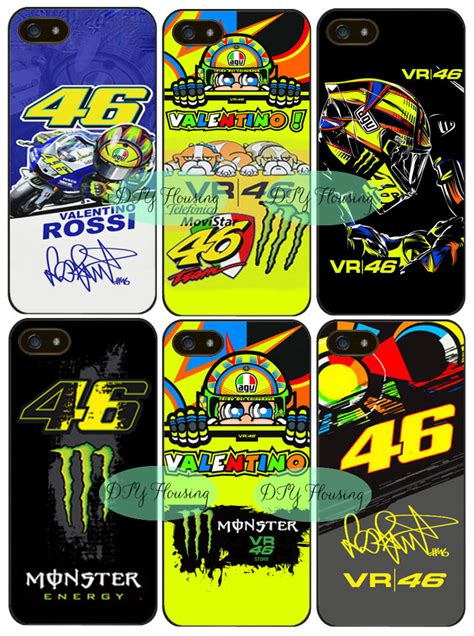 Vr46 Iphone X 5s 6s 7 8 Samsung J3 J5 J7 S7 S8 Note 5 8 C7 Dll vr 46 valentinos vr46 for iphone x 4s 5s se 5c 6s 7 8 plus samsung s3 s4 s5 mini s6