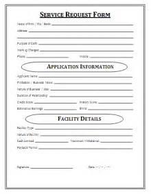 medical service request form printable medical forms