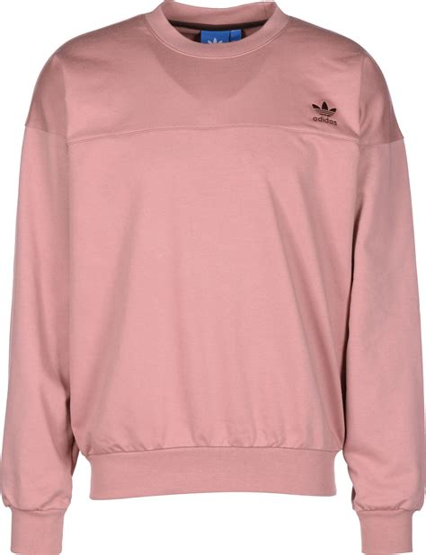 Sweater Adidas 3 Colors adidas crew sweater pink