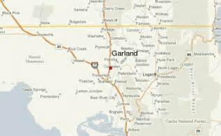 maps garland garland utah weather forecast