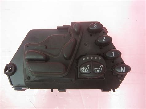 Mercedes Seat Parts by Mercedes Seat Switch 2208213858 Used Auto Parts