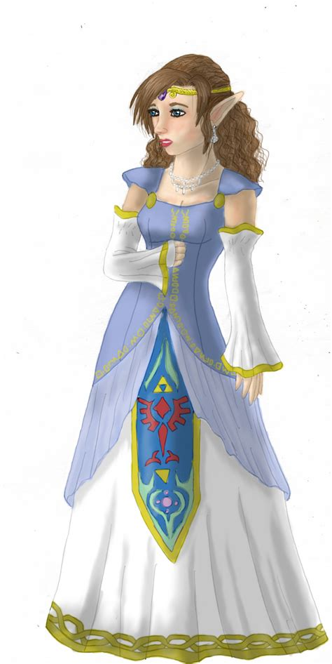 zelda design dress the north castle zelda fan art gallery art1st4786