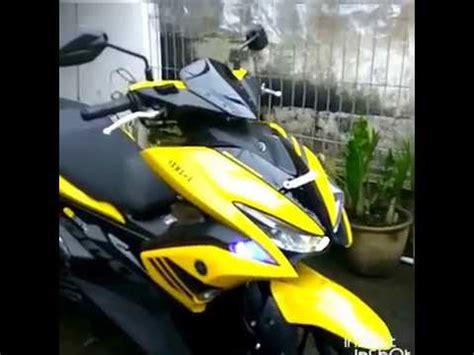 Yamaha Aerox 155 Vva Standart Black Bogor 1 yamaha aerox 155 standard version doovi