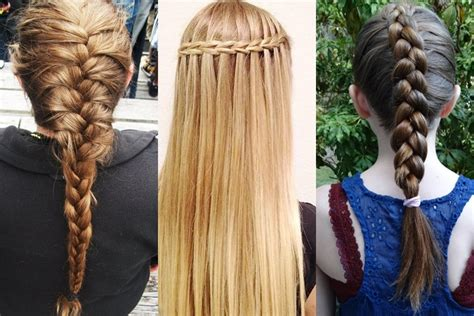 hair braid names braid hairstyles 101 for the girly you