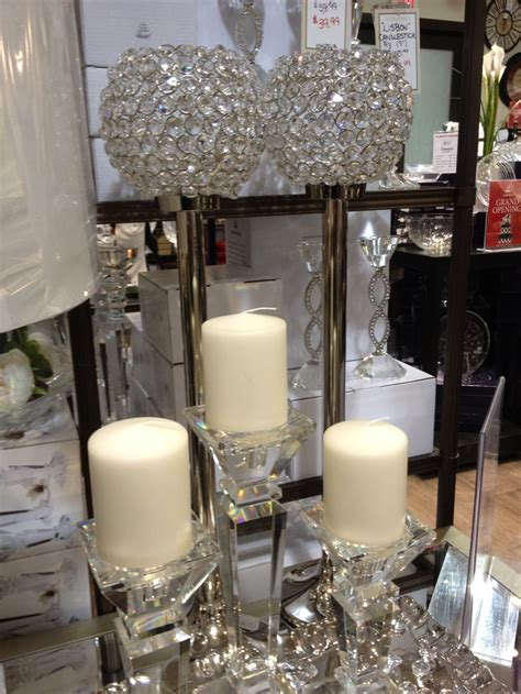 bowring home decor beautiful crystal candle holders from the new bowring