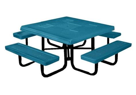 Childs Picnic Table by 46 Inch Square Picnic Table Commercial Site Furnishings