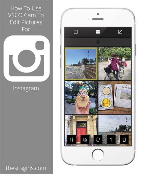 tutorial edit foto instagram how to use vsco cam to edit photos for instagram
