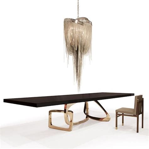 black modern dining table 10 gorgeous black dining tables for your modern dining room