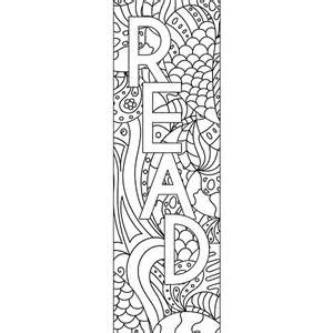 bookmarks to color demco color craze coloring bookmarks
