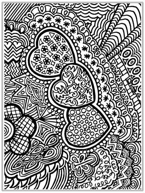 painting adults free free coloring pages adults and abstract category image