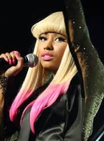 Nicki Minaj Pink Hair Trend Pink Hair Rsvp