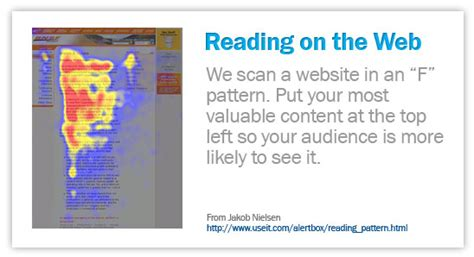 website reading pattern writing for the web to keep your audience engaged cision