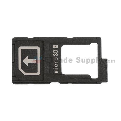 Sim Trey Sony Z3 sony xperia z3 sim and sd card tray etrade supply