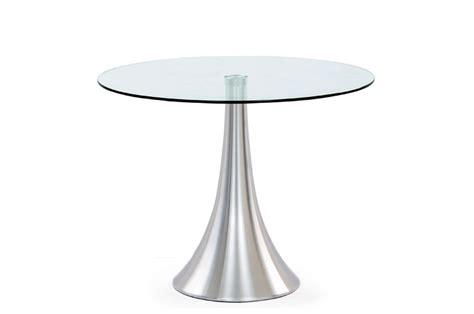 tavolo tondo vetro 249 tavoli e sedie mobili sparaco