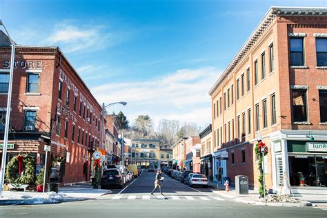 Great Barrington by Berkshires Archives New Today