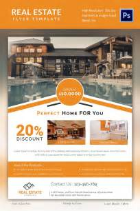 real estate flyer design templates real estate flyer template 37 free psd ai vector eps