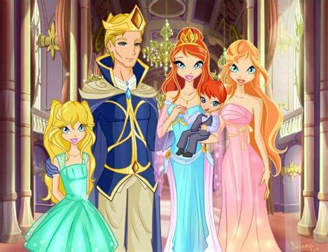 winx bloom and sky wedding say you me a story between bloom and sky 5