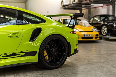 porsche 911 gt3 rs green birch green porsche 911 gt3 rs by porsche exclusive gtspirit