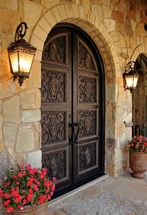 You Had Me At The Door Wrought Iron Iron And Doors Iron Front Doors For Homes