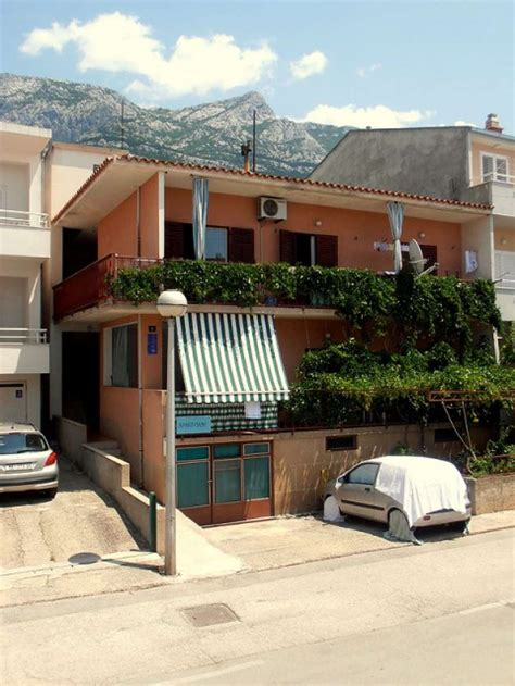 appartamenti makarska appartamenti rusendi艸 makarska croazia