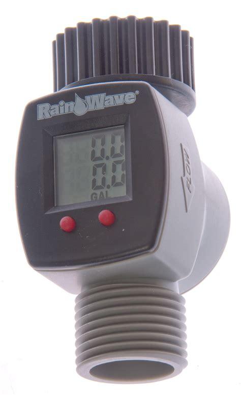 Garden Hose Flow Meter Smart Utility Meters