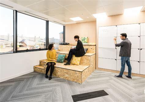 idealista oficinas wizink un banco con una divertida oficina al estilo