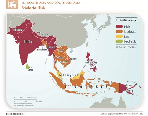 middle east malaria map 15 of the cia s most intriguing declassified maps world