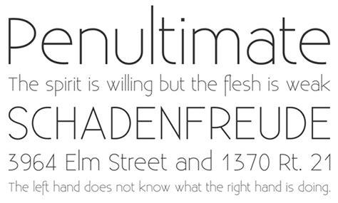 35 beautiful and free thin fonts vandelay design