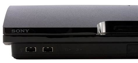 Ps3 160 Gb Port 4 Usb sony playstation 3 120gb ps3 slim slide 4 slideshow from pcmag