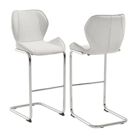 latika white bar stool el dorado furniture