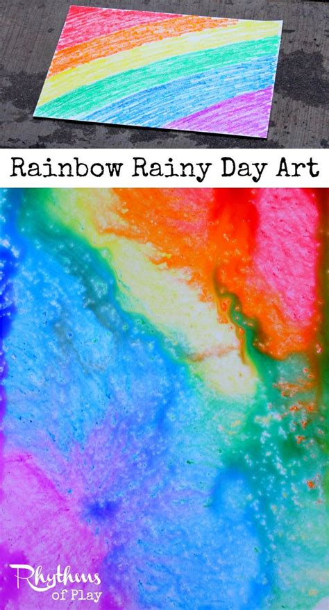 7 rainy day crafts to best 25 crafts ideas on weather crafts