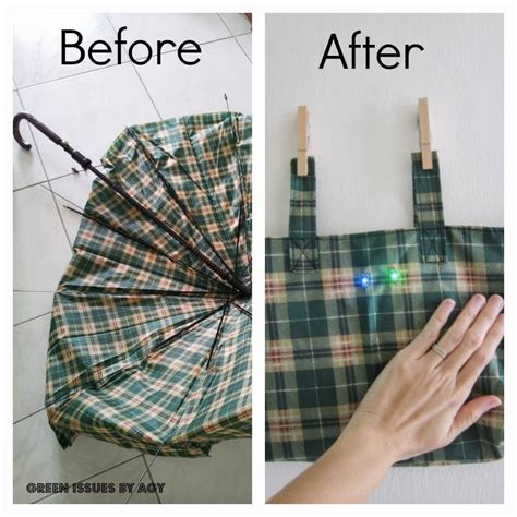 upcycling blogs arduino upcycling umbrellas into a blinky bike bag