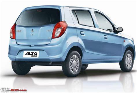 New Alto Maruti Suzuki New Maruti Alto 800 Edit Clear Scoop Pictures On Page