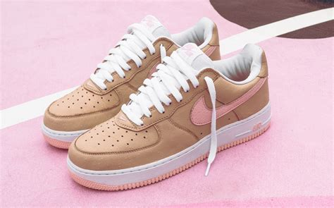 Nike Air Fprce 1 linen nike air 1 retro kith miami sole collector