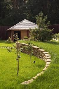 hill landscape ideas backyard landscaping inspiring design ideas for a hill fashion trend