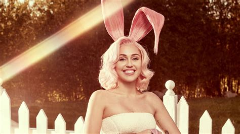 miley cyrus easter bunny  wallpapers hd wallpapers