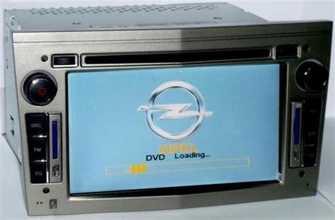 car entertainment opel astra   dash media center