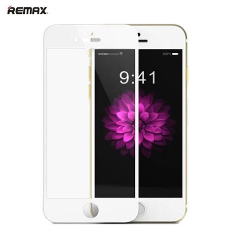 Remax Colorful Series For Iphone 6 remax royal series 0 2mm tempered glass with