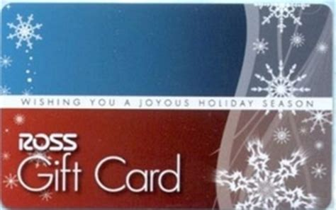 Ross Gift Card - closed giveaway 50 gift card to ross my frugal adventures