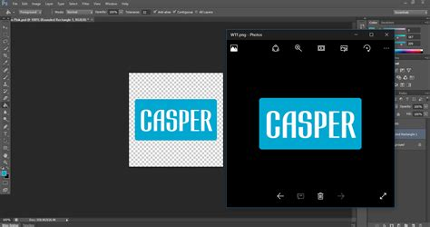 logo design photoshop size image size and quality decrease when i save my image as