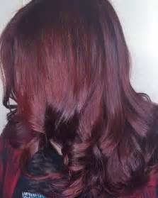 burgandy hair color 23 beautiful shades of burgundy hair color for 2017