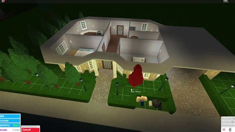1 floor mansion bloxburg roblox bloxburg 50k house tutorial