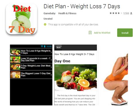 weight watchers android app top 12 weight loss apps for android free apps andy tips