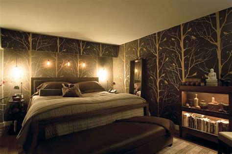Wallpaper For Bedroom by Modern Bedroom Dands