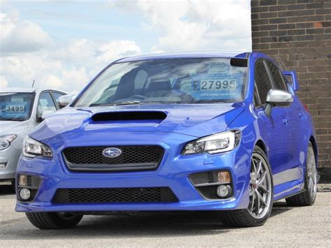 subaru new model 2015 used subaru wrx sti 2 0 wrx sti vab 2015 new model jdm