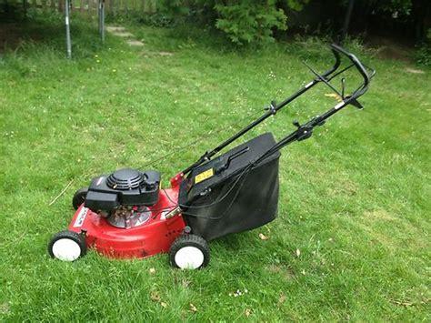 mountfield laser omega   propelled petrol lawnmower honda gv engine lawnmowers shop